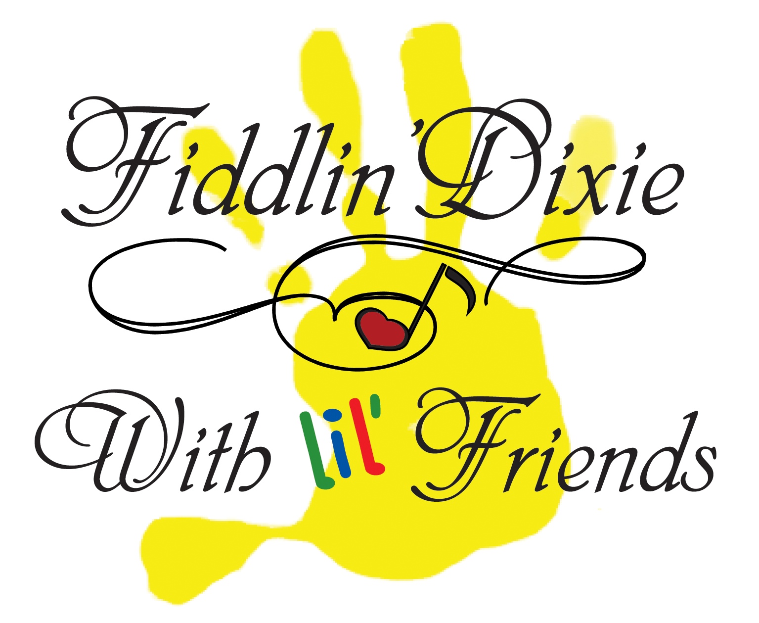Fiddlin' Dixie with Lil Friends